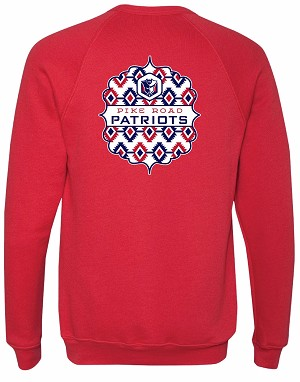 Youth Crest Crew Sweatshirt  (See other color options)